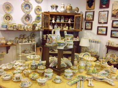 piatti biroccio 052 conero ceramiche