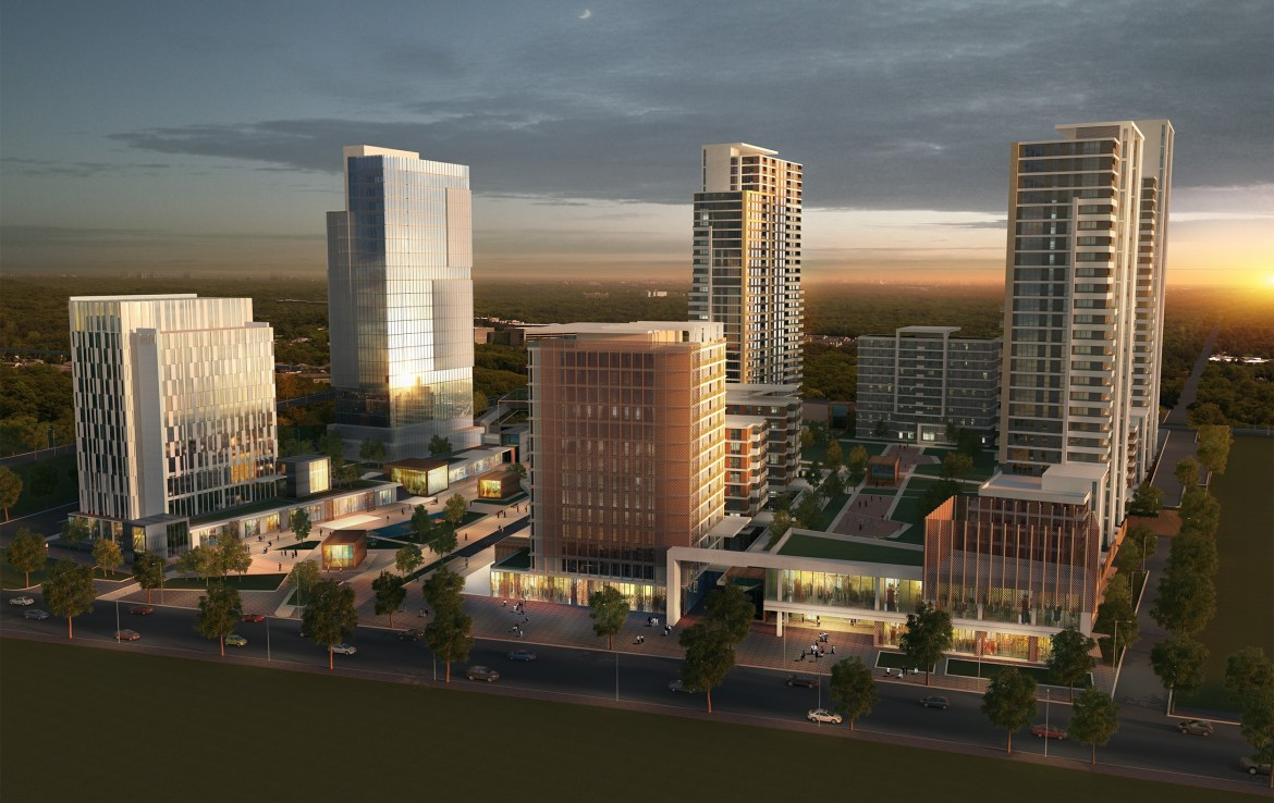 Properties for sale near to the city center Ataturk airport and metro station