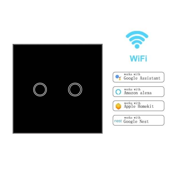 сензорен ключ за осветление 2 бутона