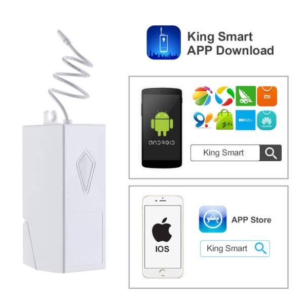 контролер безжичен приложение