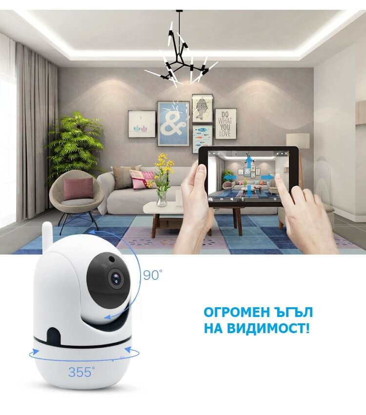 ip камера 360 градуса