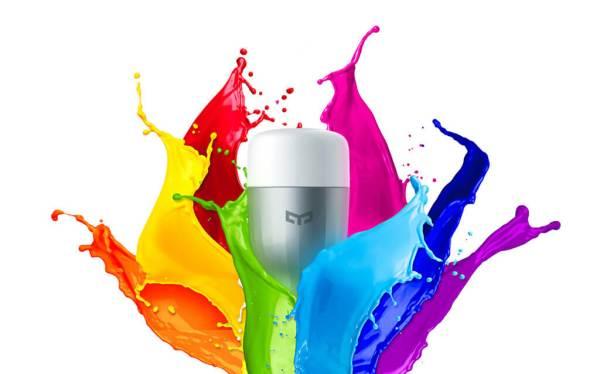 16 милиона цвята на смарт крушка