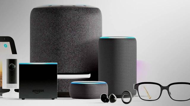 амазон нови echo устройства