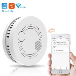 WiFi датчик за дим