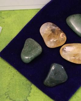 Crystal Grid Starter Kit, Prosperity &Abundance