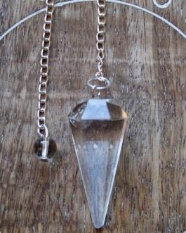 Pendulum, Clear Quartz