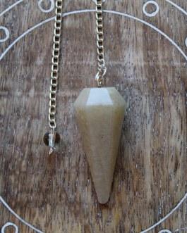 Pendulum, Yellow Jasper
