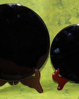 Black Obsidian Scrying Mirrors