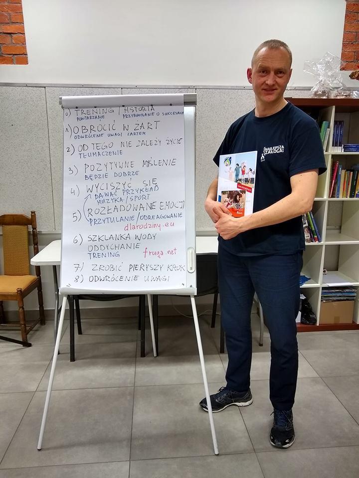 Organizator - Andrzej Cwynar