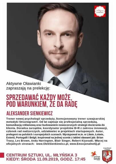 Aleksander Olek Sienkiewicz