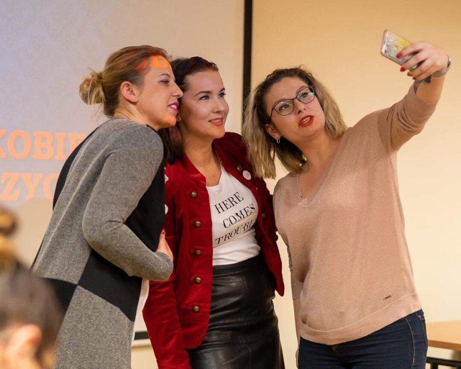 Selfie time!, Fot. Dagmara Pajkert Fotografia