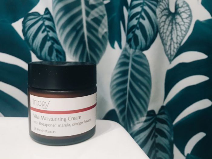 trilogy vital moisturizing cream