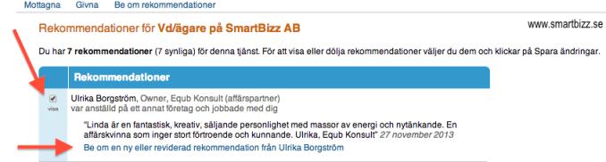 Recommendations_LinkedIn_smartbizz