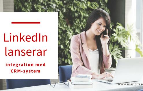 LinkedIn CRM-system