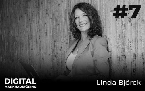 LinkedIn podcast Linda Björck