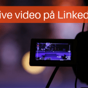 live video LinkedIn