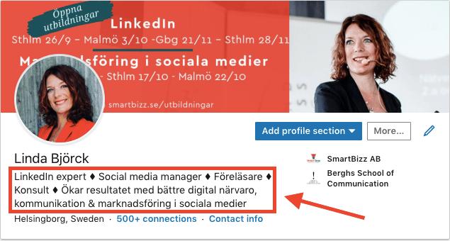 Rubrik LinkedIn