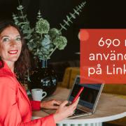 antal användare LinkedIn 2020