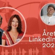 årets LinkedInprofil