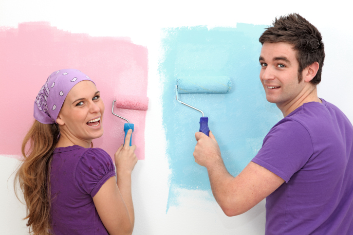 Pre-sale Painting: Color Combinations to Use - and Avoid - when Painting Your Home