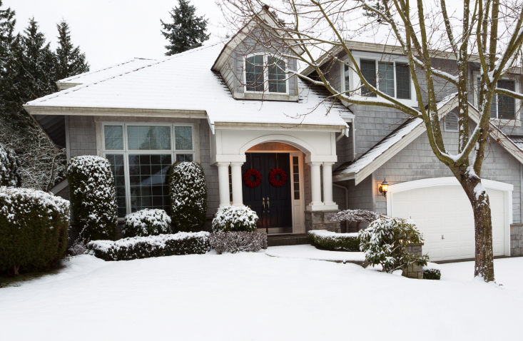 Winter Staging: How to Make Your Home Look Beautiful when It's Miserable Outside