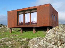Z Glass Micro Dwelling by Tumbleweed Tiny House Company