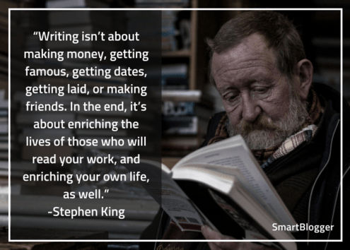 Image result for writer money quote