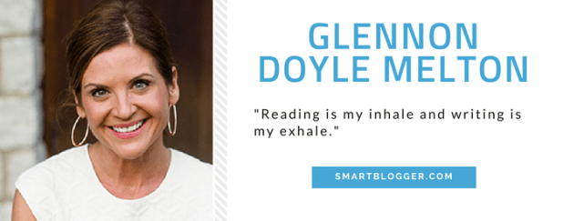 Glennon Doyle Melton - Writing Tips