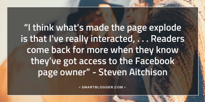 Don't Stop at Posting Heartfelt Content — Interact with Your Readers