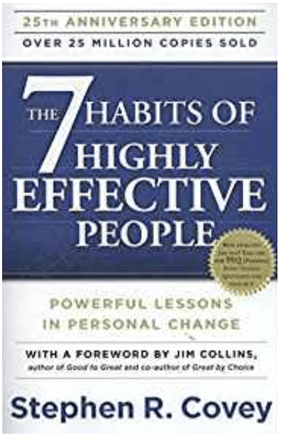 Use Power Words in Book Titles - Stephen Covey