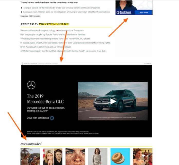 Monetization Through Advertising
