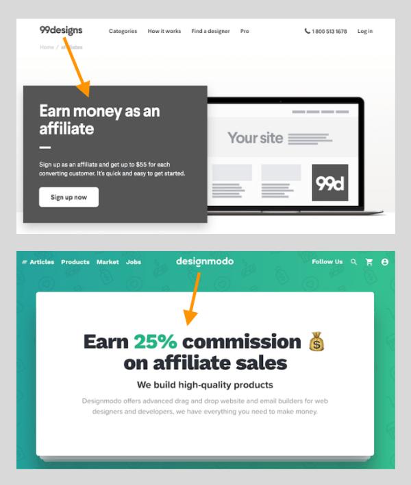 Designer Services Screenshots