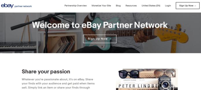eBay Partner Network