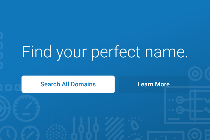 Generatore di nomi di blog domainr