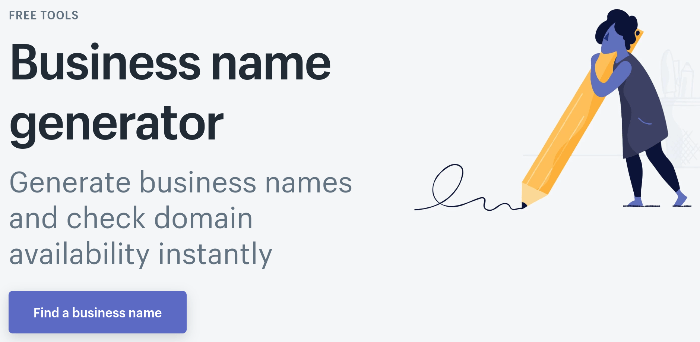 generatore di nomi di blog shopify generatore di nomi commerciali