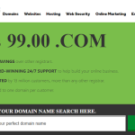 GoDaddy Rs 99 .COM Domain Promo Code 2017 [Working]
