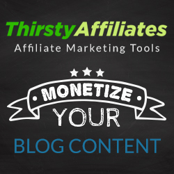 Thirsty Affiliates - Affiliate Marketing Tools