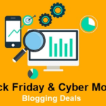 Top 15 Black Friday Deals 2019 → For Bloggers and Marketers (90% OFF)