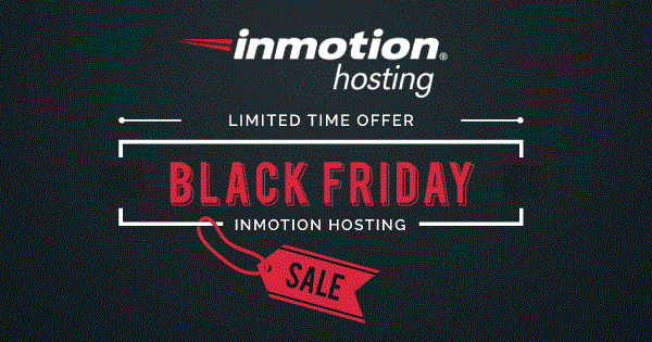 InMotion Black Friday Sale