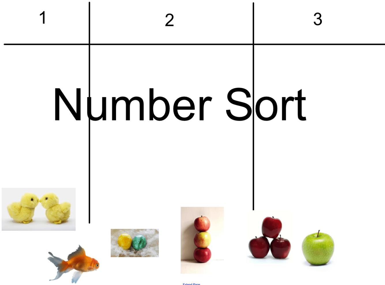 Number Sort Smart Notebook Smart Board Ideas