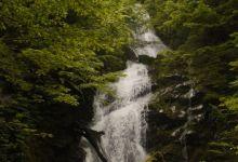 笹ヶ平の不動滝