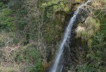 深山の大滝