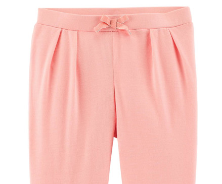 Pull-On Jersey Joggers rosa1