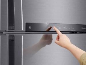 cel mai bun frigider LG