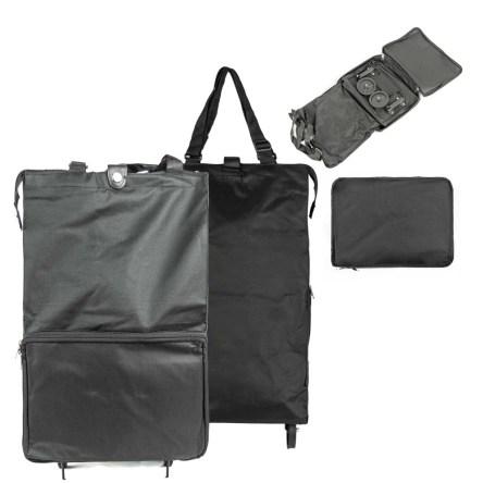 Τσάντα Αναδιπλούμενη Τροχήλατη Πολλαπλών Χρήσεων