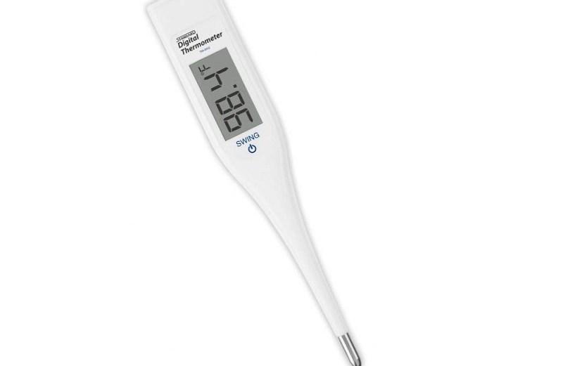 Ψηφιακό θερμόμετρο Ταχείας Μέτρησης Happy Sheep TM-3002