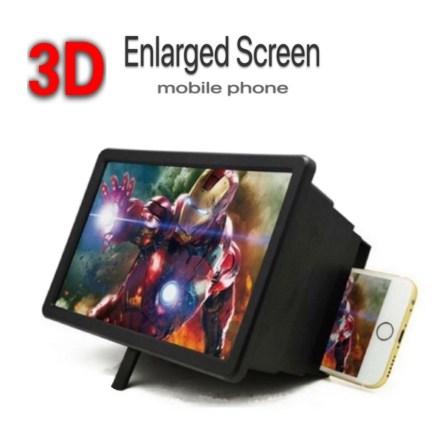 Μεγεθυντικός Φακός 3D για Αύξηση Οθόνης Κινητού – 3D Enlarged Screen Mobile Phone