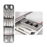 Θήκη Οργάνωσης Συρταριού 5 Θέσεων για Μαχαιροπήρουνα Compact Cutlery Organizer