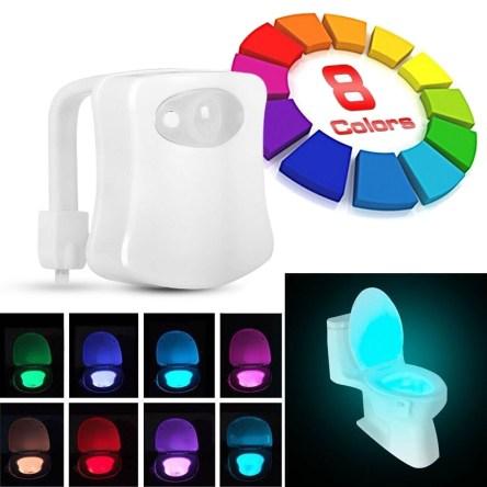 Φωτάκι LED RGB Τουαλέτας με Αισθητήρα Κίνησης Original LightBowl
