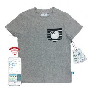 t-shirt front grey